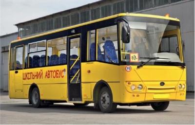 SCHOOL BUS BOGDAN A22412